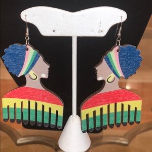 Afrocentric Earrings